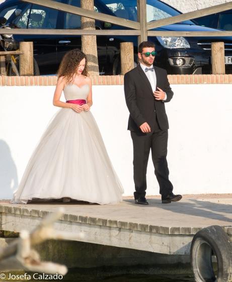Preparando la pre-boda