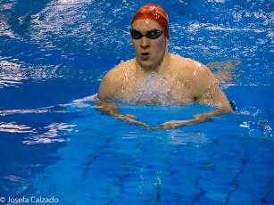 Nadando braza