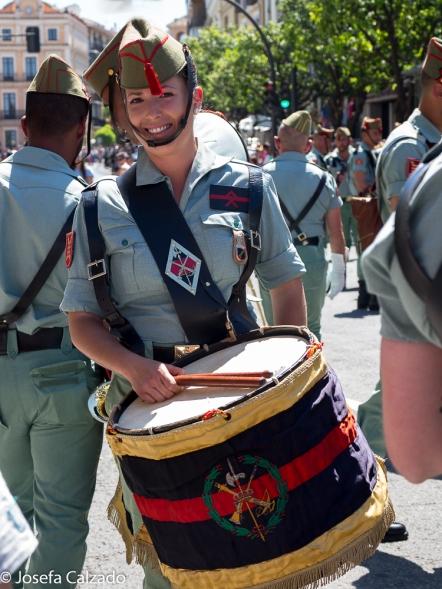 Tercio Gran Capitán 1º de la Legión de Melilla