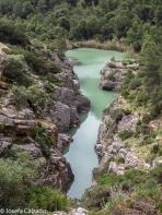Detalle Río Guadalhorce