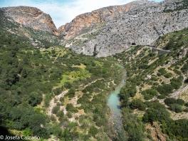 Vista del Valle del Hoyo