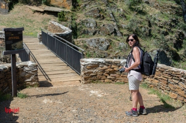 Puente nuevo a Matallana