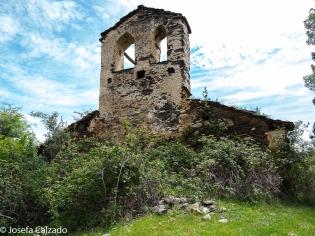 Detalle campanario Ermita de San Juan