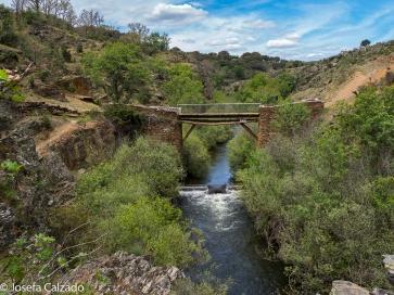 Puente de Matallana sobre el río Jarama