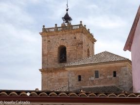 Torre de la Iglesia San Antonio Abad