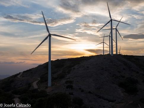 Parque Eólico de Villacaña
