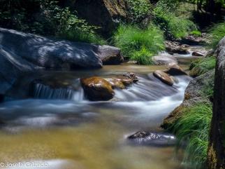 Detalle río Eresma
