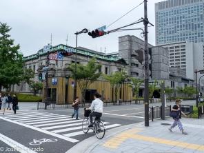 Cruce Banco de Osaka