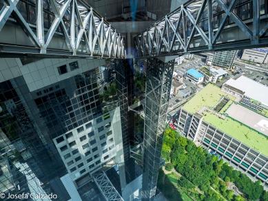 Umeda Sky Building-Osaka
