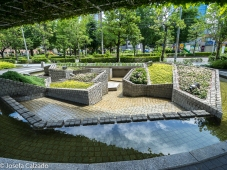 Jardines del Umeda Sky Builiding