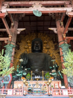 Templo Todaiji, Gran Buda de Nara