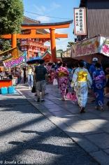 Santuario Shintoísta de Fushimi Inari