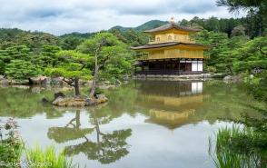 Kinkakuji o Templo Dorado