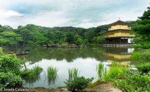 Templo Kinkakuji o Pabellón Dorado