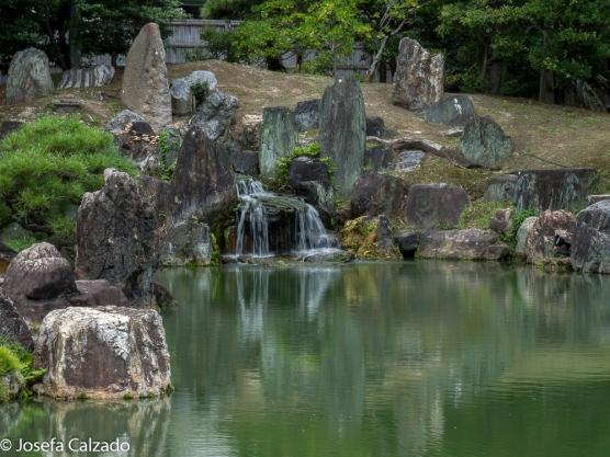 Otro bello rincón del jardín Ninomaru
