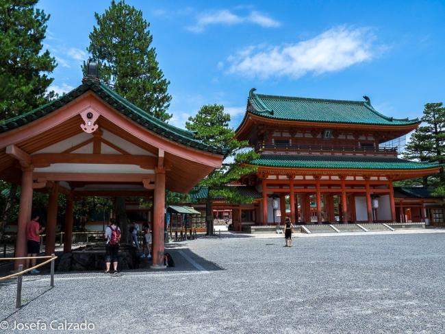 Santuario Shintoísta de Heian