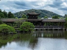 El puente Takkei kaku