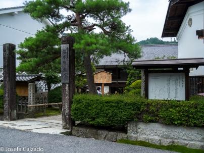 Tsumago, antigua hospederia Samurai