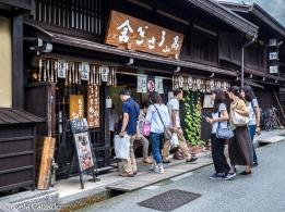 Destilería de sake