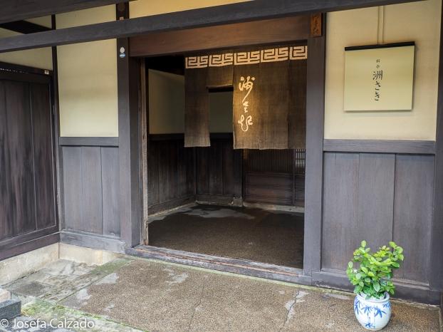 Detalle entrada casa