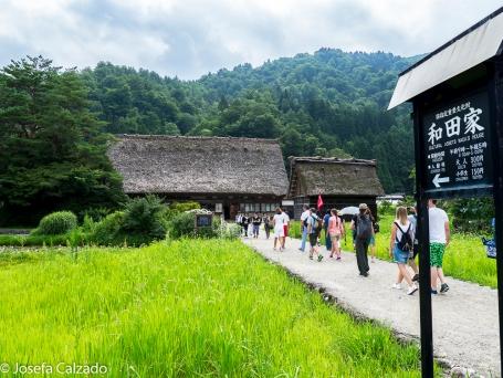 Casa de la familia Wada (Wada-ke)