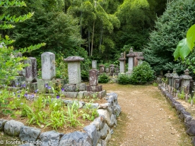 Cementerio del Mausoleo Shien