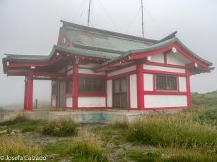 Santuario sintoísta donde antiguamente se ubicaba el Santurario Hakone-Jinja