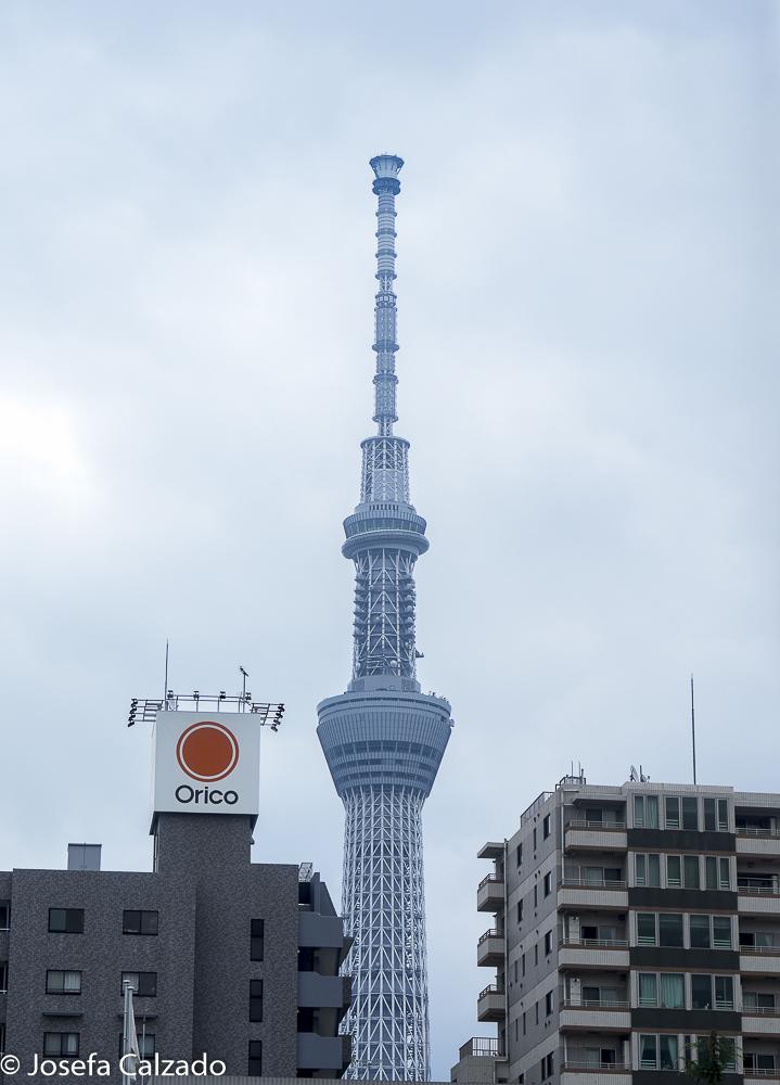 Torre Tokyo Skytree