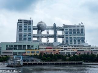 Sede de Fuji TV