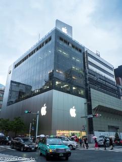 Sede de Apple en Ginza