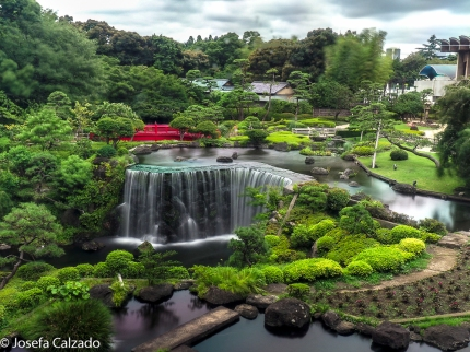 Jardín New Otani