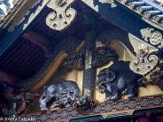 Detalle elefantes sozonozo o imaginados