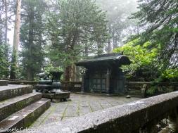 Tumba de Tokugawa Ieyasu y mausoleo