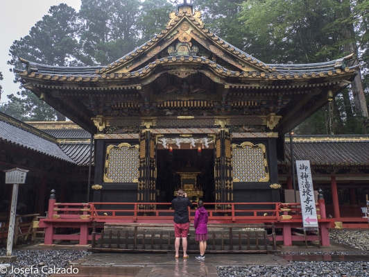 Shin-yosha, santuario portátil