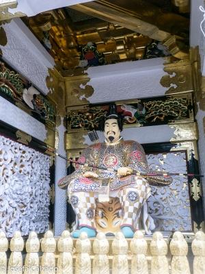 Estatua de Tokugawa Ieyasu