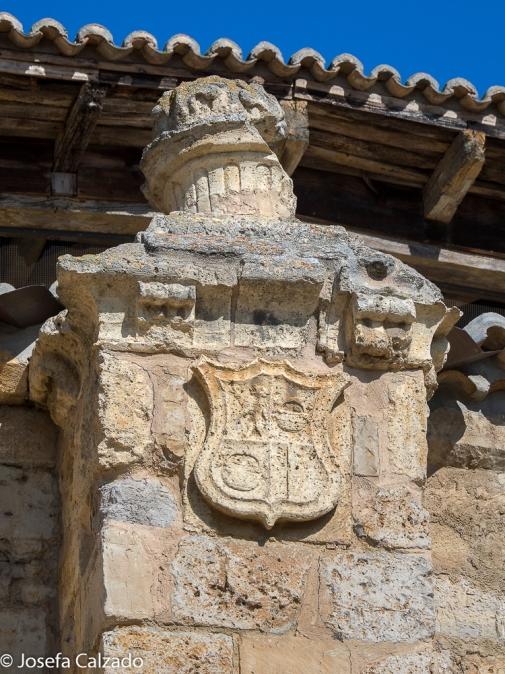 Detalle escudo