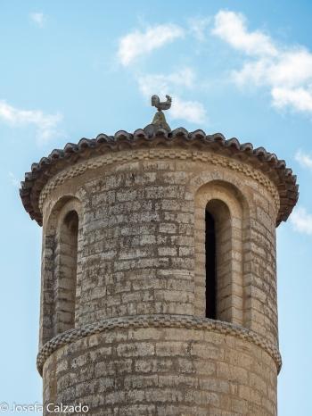 Detalle torre principal