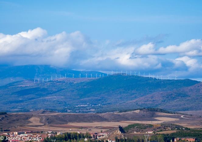 Vista del Valle del Cañón de la Horadada