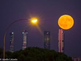 Luna llena Octubre'17