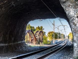 Tunel ferrocarril