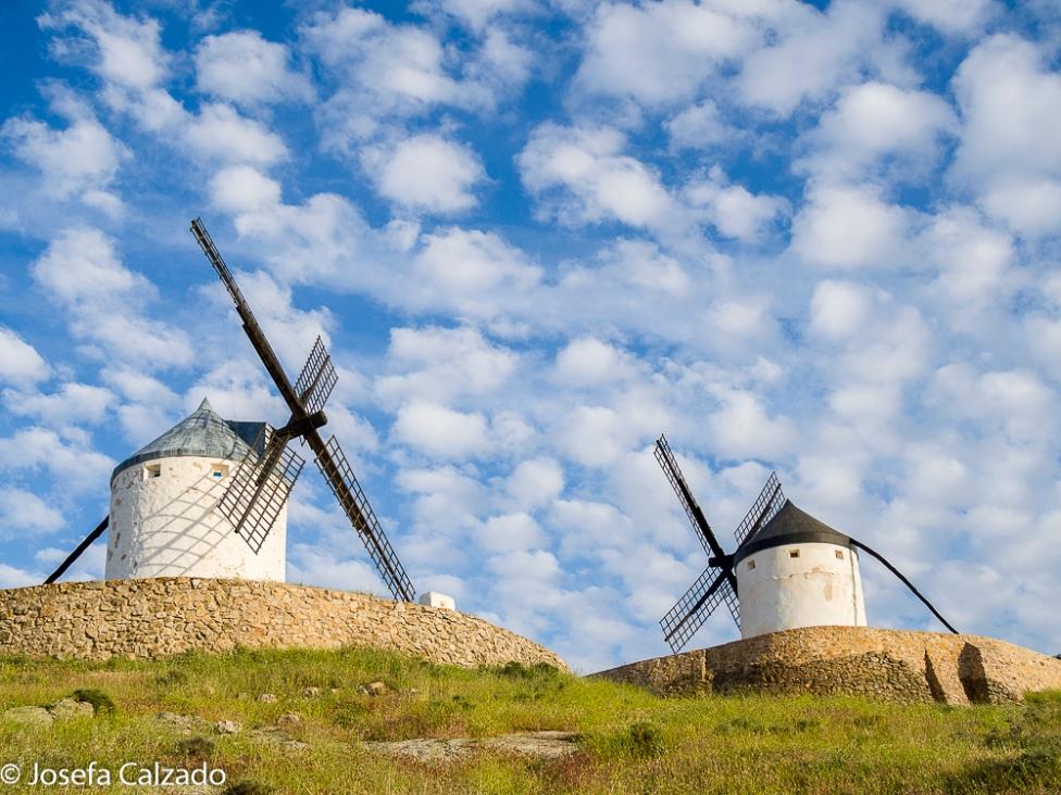Los gigantes de Don Quijote