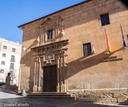 Fachada del Instituto Antonio Machado