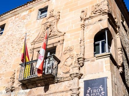 Palacio Viejo de los Ríos y Salcedo