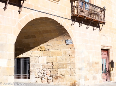 Arco de los Condes de Gómara