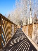 Detalle paseo por el Duero