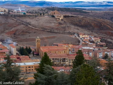 Vista de la Concatedral de San Pedro