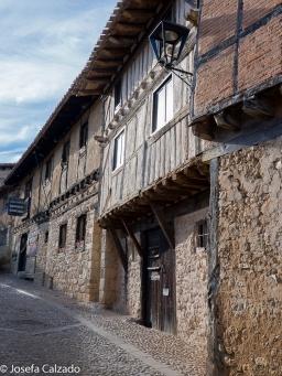 Calle principal de Calatañazor