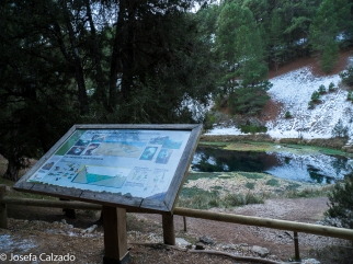 Leyenda y laguna de La Fuentona