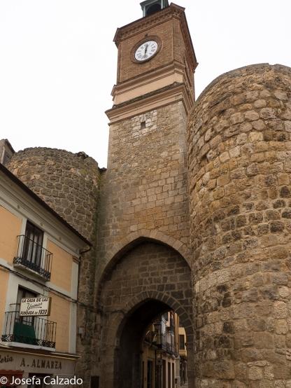 Puerta de la Villa