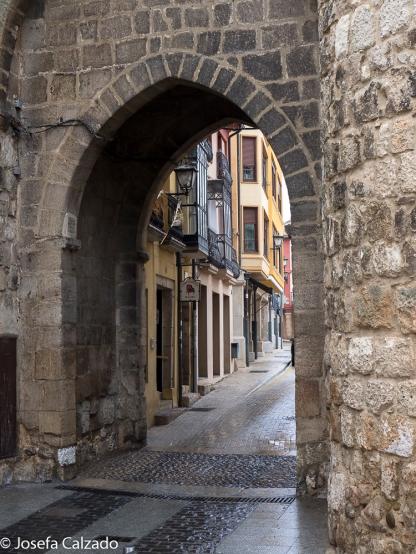 Detalle Puerta de la Villa